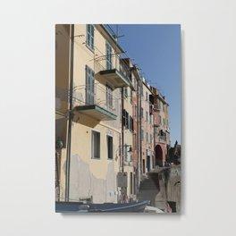 Riomaggiore. Metal Print