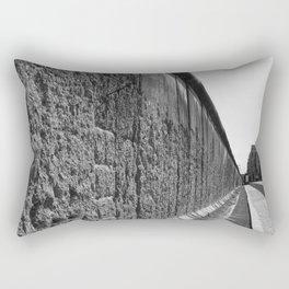 The Berlin Wall Rectangular Pillow