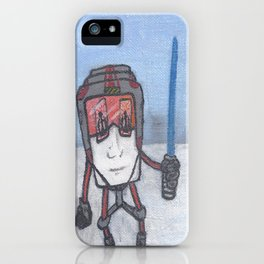 Hoth Coffee iPhone Case
