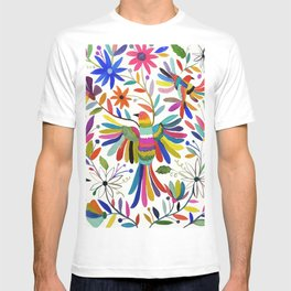 otomi bird T-shirt