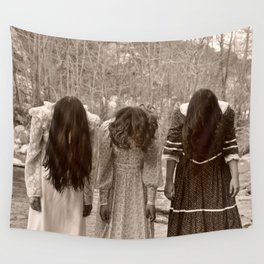 The Canyons Wall Tapestry