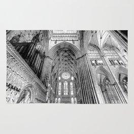 York Minster Art Sketch Rug