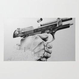 Digital Beretta Rug