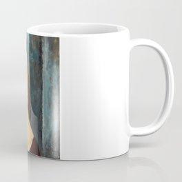 "Amedeo Modigliani ""Blue Eyes (Portrait of Jeanne Hébuterne) (1917)"" Coffee Mug"