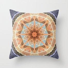 Mandalas of Forgiveness & Release 24 Throw Pillow