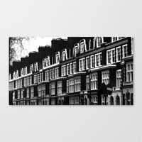 chelsea Canvas Prints featuring Chelsea by Sebastiano Carbone