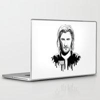 thor Laptop & iPad Skins featuring Thor  by O. Selezneva