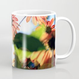 Coneflowers Basking in the Sun Coffee Mug