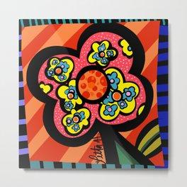 A Flower of Flowers Metal Print