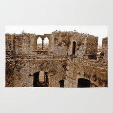 Castle Walls Rug