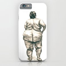 Woman in Shower iPhone 6s Slim Case