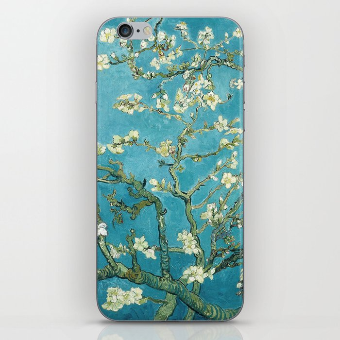 Almond Blossoms by Vincent van Gogh iPhone Skin
