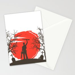 Ash Williams Stationery Cards
