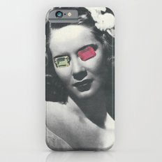Psychedelic glasses II Slim Case iPhone 6s