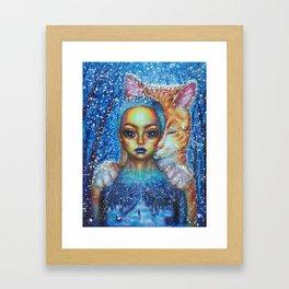 Sweet memories of you Framed Art Print