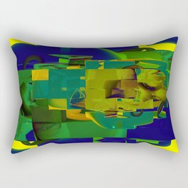 Masters of Industry Rectangular Pillow