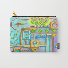 ...we both know we can´t go without it... Carry-All Pouch