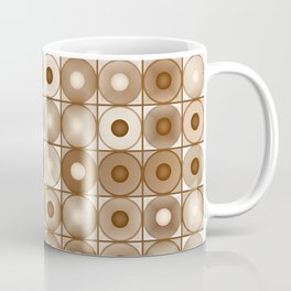 Browns and tans Coffee Mug