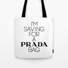 Saving Up Tote Bag