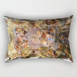 Lux Aeterna Rectangular Pillow