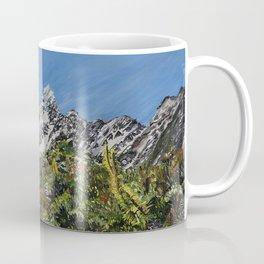 Mt Cook, New Zealand Coffee Mug