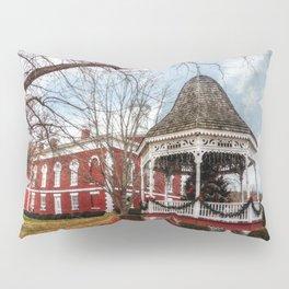 Iron County Courthouse and Gazebo Pillow Sham
