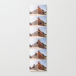 duffel Canvas Print