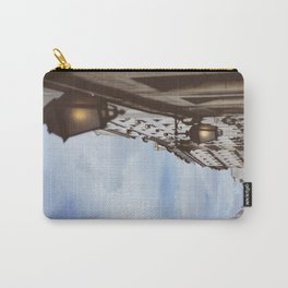 Lanterns & Streets of Paris Carry-All Pouch