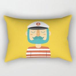 Ahoy Sailor Rectangular Pillow