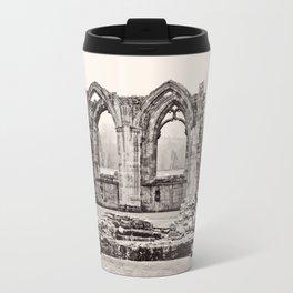 Melrose Abbey Travel Mug