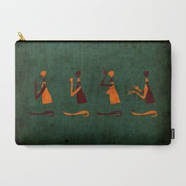 Forms of Prayer - Green Carry-All Pouch