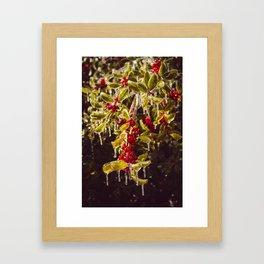 Glaze #8 Framed Art Print
