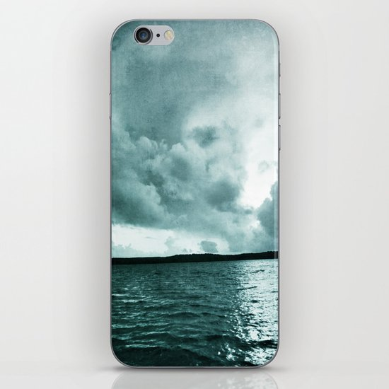 Clair de lune iPhone & iPod Skin