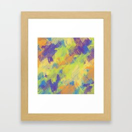 Mix Framed Art Print