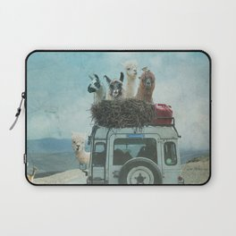 ALPACA WANDERLUST II SUMMER EDITION Laptop Sleeve