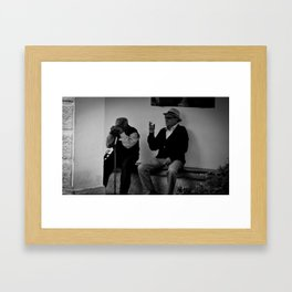 Goodfellas Framed Art Print