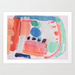 Summer Marnie Art Print