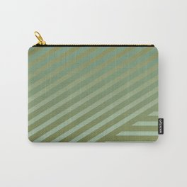Variation of pattern by grey tones 3 Carry-All Pouch