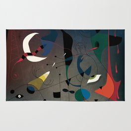 Miró's Ghost Wakes Up from a Bad Reality Rug