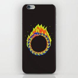 Ouroboros iPhone Skin