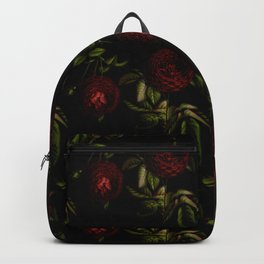Victorian Floral Deluxe Backpack