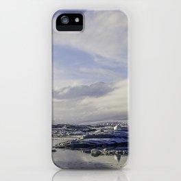 Glacial Lagoon 04 iPhone Case