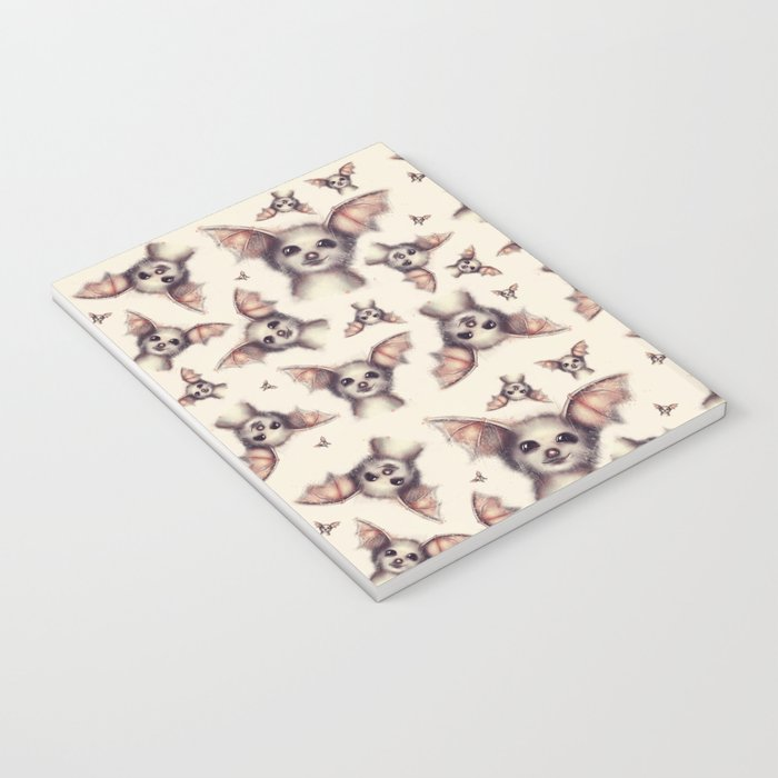 What the Fox - Pattern Notebook