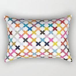 Don't Delete the Kisses Rectangular Pillow