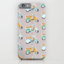 Vespa iPhone Case