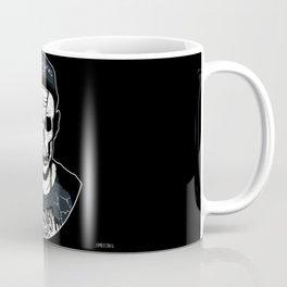Golf Wang - Tyler The Creator Skull Ink Print Coffee Mug