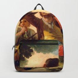 "Francisco Goya ""The Drinker"" Backpack"