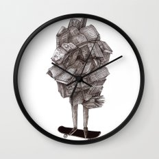 all about learning Wall Clock