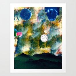 Collaboration 27 Art Print