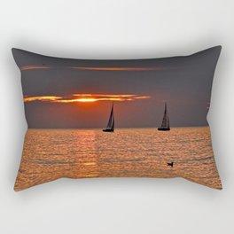 LUCE ROSSO - BALTIC SEA Rectangular Pillow